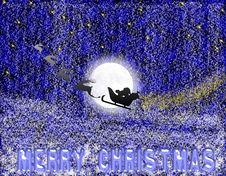 Free Christmas Card Stock Image - 6862391