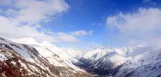 Free Caucasus Mountains Stock Image - 6864291