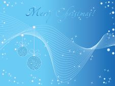 Free Christmas Wallpaper Royalty Free Stock Photography - 6864987