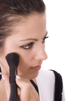 Free Makeup Royalty Free Stock Image - 6865016