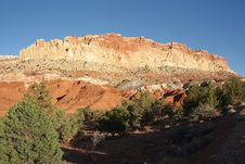Capitol Reef NP Stock Images
