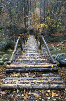 Free The Bridge Stock Images - 6865364