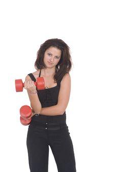 Free Bodybuilder Royalty Free Stock Image - 6865506