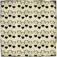 Free Grungy Love/heart Paper Stock Photos - 6865823
