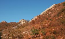 Free The Great Wall Royalty Free Stock Image - 6866006