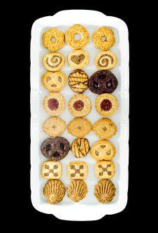 Free Teacake Stock Image - 6866171