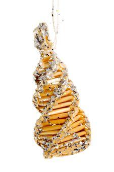 Straw Christmas Decoration