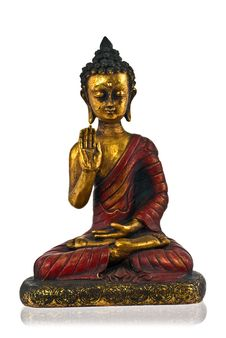 Free Antique Buddha Stock Photo - 6867040
