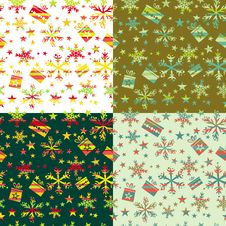 Free Christmas Background, Vector Royalty Free Stock Photo - 6867065