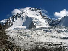 Free Snow Peak, Swiss Alps Stock Photo - 6867130