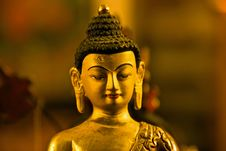 Free Antique Buddha Stock Image - 6867181