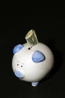 Free Piggy Bank Royalty Free Stock Photos - 6867908
