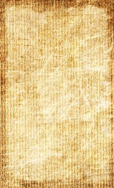 Free Aged Paper Texture Royalty Free Stock Photography - 6868327