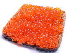 Free Caviar Red Royalty Free Stock Photos - 6868368