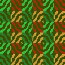 Free Seamless Christmas Pattern Stock Images - 6868784