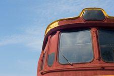 Free Locomotive Royalty Free Stock Photo - 6869425