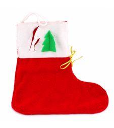 Free Christmas Sock Stock Photo - 6869490