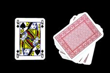 Free Playing Cards Stock Photos - 6869613