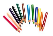 Free Color Pencils Stock Photo - 6869730