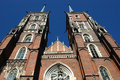 Free Wroclaw S Cathedral Royalty Free Stock Photos - 6872678