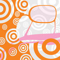 Free Circles And Strips Royalty Free Stock Image - 6876756