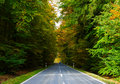 Free Road In Autumn Royalty Free Stock Photography - 6877597