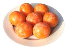 Free Persimmons Royalty Free Stock Images - 6870559