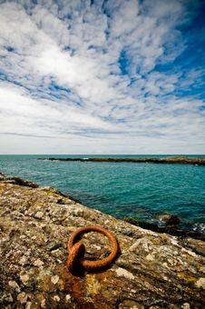 Free Dramatic Coastline Stock Image - 6871061
