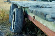 Free Broken Cart Royalty Free Stock Image - 6871546