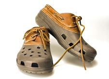 Free Light Weight Shoes Royalty Free Stock Photo - 6871655