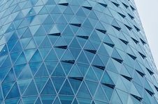 Free New Modern Business Centre Royalty Free Stock Images - 6873219
