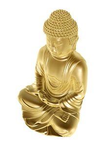 Free Golden Buddha Stock Images - 6873334