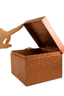 Free Gift Box Stock Photos - 6874473