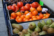 Free Fruit In A Market Stock Photos - 6874503