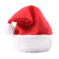 Free Red Santa Hat Stock Image - 6874671