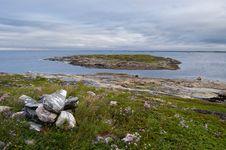 Free White Sea Landscape Stock Photo - 6874710