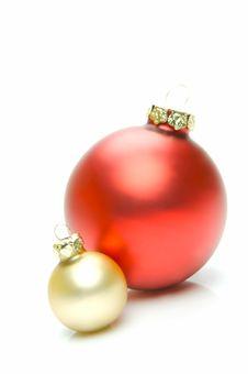 Free Christmas Tree Decorations Stock Photo - 6874940