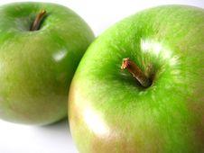 Free Two Apples Stock Photos - 6875533