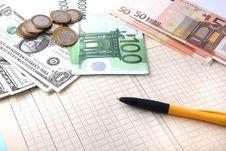 Free Money Stock Image - 6875571