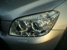 Free Modern Car Optical Light Royalty Free Stock Photo - 6875875