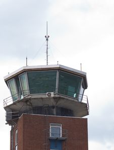 Free Airport Control Tower Stock Photos - 6876113