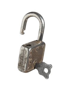 Free Lock And Key Stock Images - 6876164