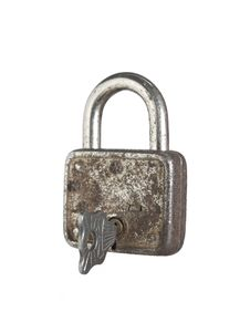Free Lock And Key Royalty Free Stock Images - 6876169