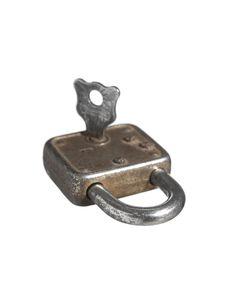 Free Lock And Key Royalty Free Stock Photos - 6876178