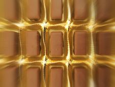 Free Sweet Chocolates With Radial Blur Effect Royalty Free Stock Photos - 6876768