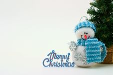 Free X-mas Card Stock Images - 6877554