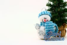 Free X-mas Card Royalty Free Stock Photo - 6877555
