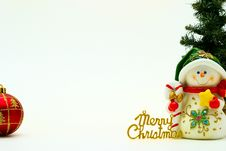 Free X-mas Card Stock Photos - 6877653