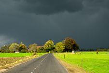 Free Autumn Sky Stock Photo - 6877720