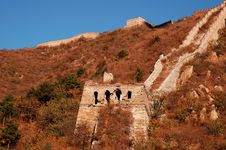Free The Great Wall Stock Photos - 6878133